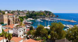 Antalya Kaleiçi Nerede